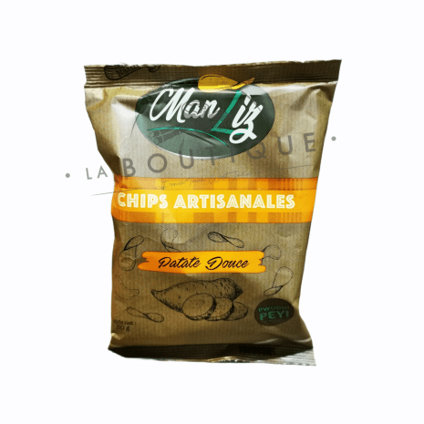 chips patate douce