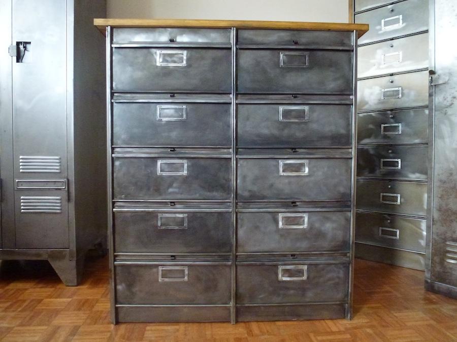 industrialvintagecabineta1  La Boutique Vintage