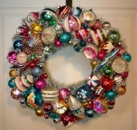 Vintage Christmas Decorations | Wreaths | La Boutique Vintage