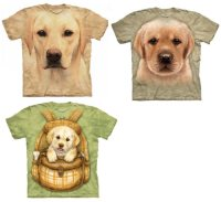Labrador Retriever-Gifts.com, Yellow Lab T-Shirts, Clothing