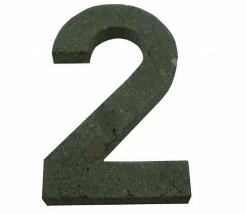 Número 2 suelto