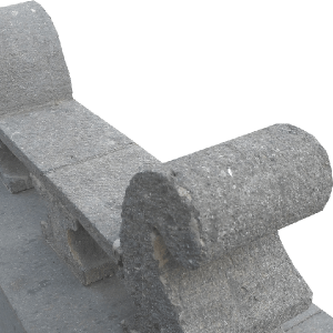 Mobiliario en Piedra