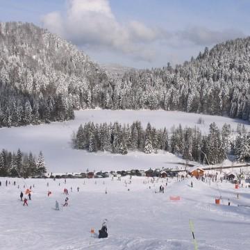 Ski Alpin Snowkite Office De Tourisme La Bresse