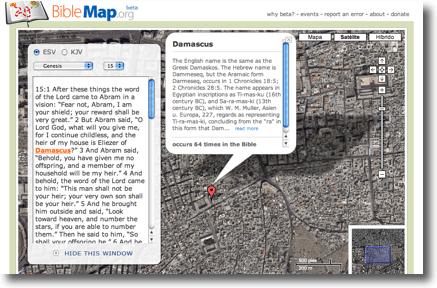 Biblemap