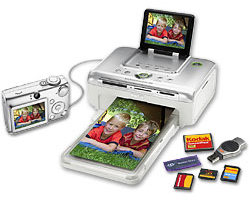 Kodakprinter