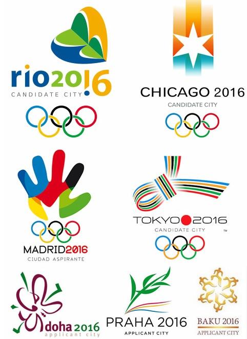 Logos Para Los Juegos Olimpicos De 2016 La Brujula Verde