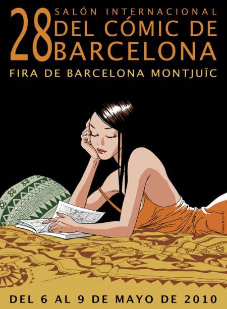 Salón cómic Barcelona