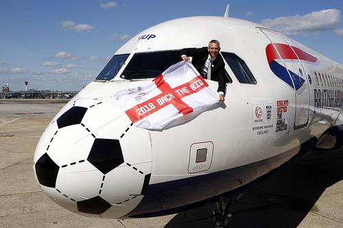 British Airways Inglaterra
