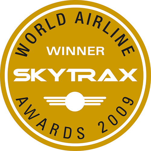 Diez mejores aerolíneas World Airlines Awards