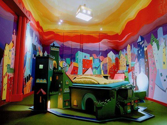 Hotel Berlín arte habitable