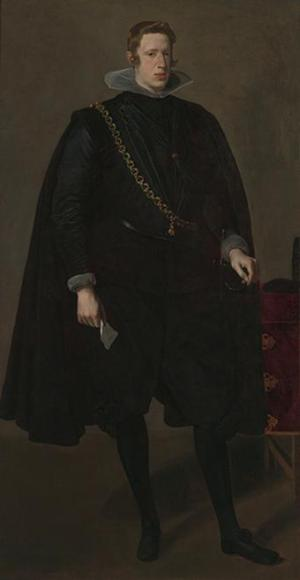 Mañana expone Velázquez Metropolitan Museum