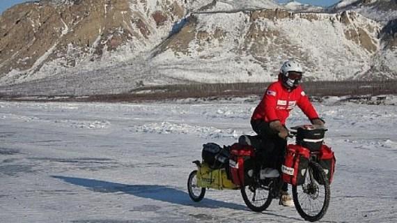 Expedición bici lago Baikal gana premio Viaj año 2010