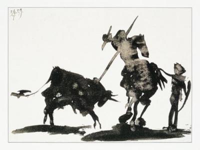 De toros y caballos