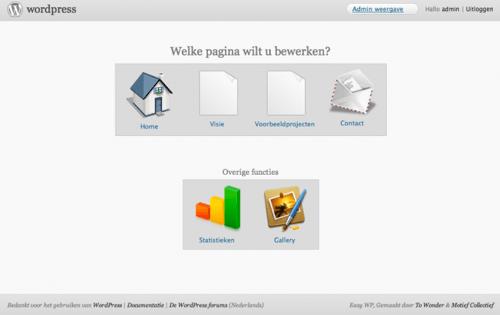 Easywp wordpress plugin