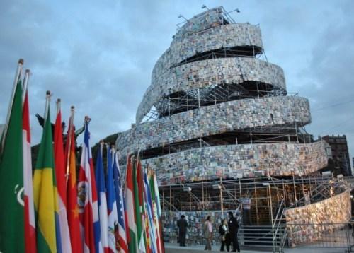 Torre Babel librera Buenos Aires