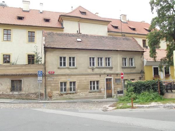 Casas curiosas Praga