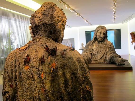 Escultura ceniza Macao