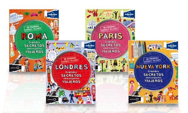 Guías de viaje Lonely Planet para niños