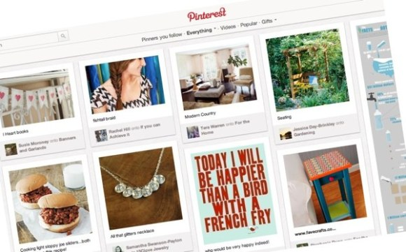 Pinterest skimlinks