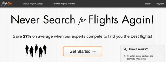 Never Search for Flights Again