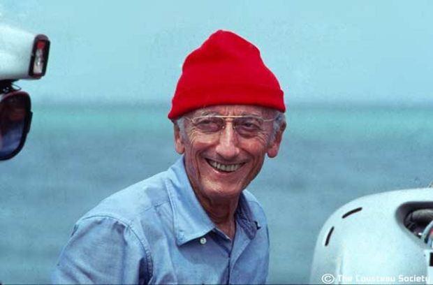 Jacques Cousteau recuerdo