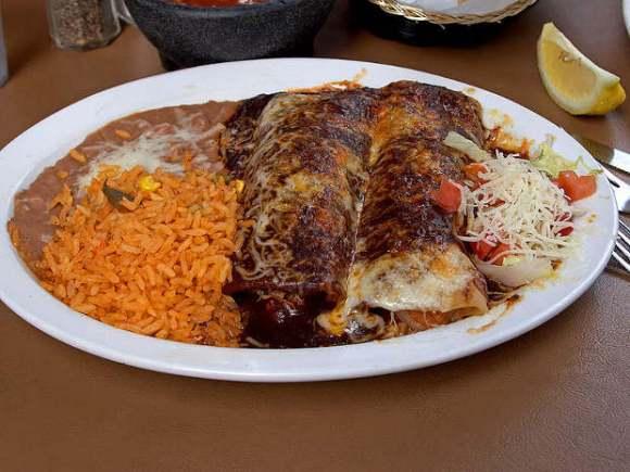 Rápido vistazo gastronomía mexicana