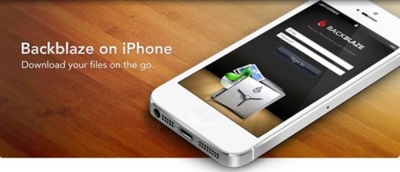 Backbalze iphone
