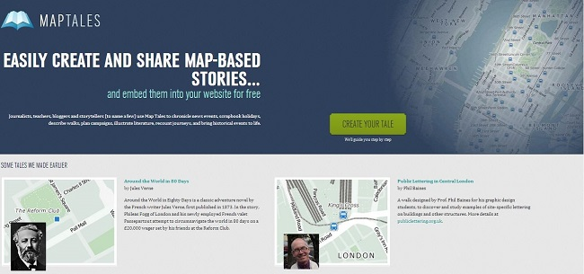 Map Tales