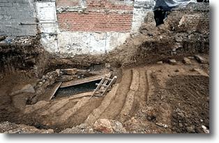 Descubierto un teatro de hace 2.500 años en Atenas