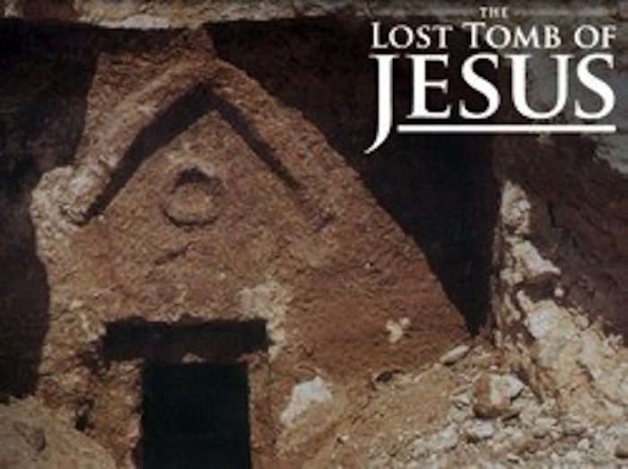 """Acusan de fraude al documental """"La Tumba de Jesús"""""""