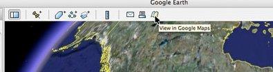 Novedades en Google Earth