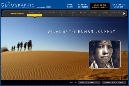 Genographic Project: analiza tu ADN
