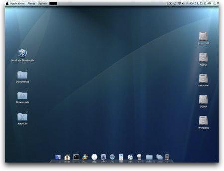 Mac4Lin Project