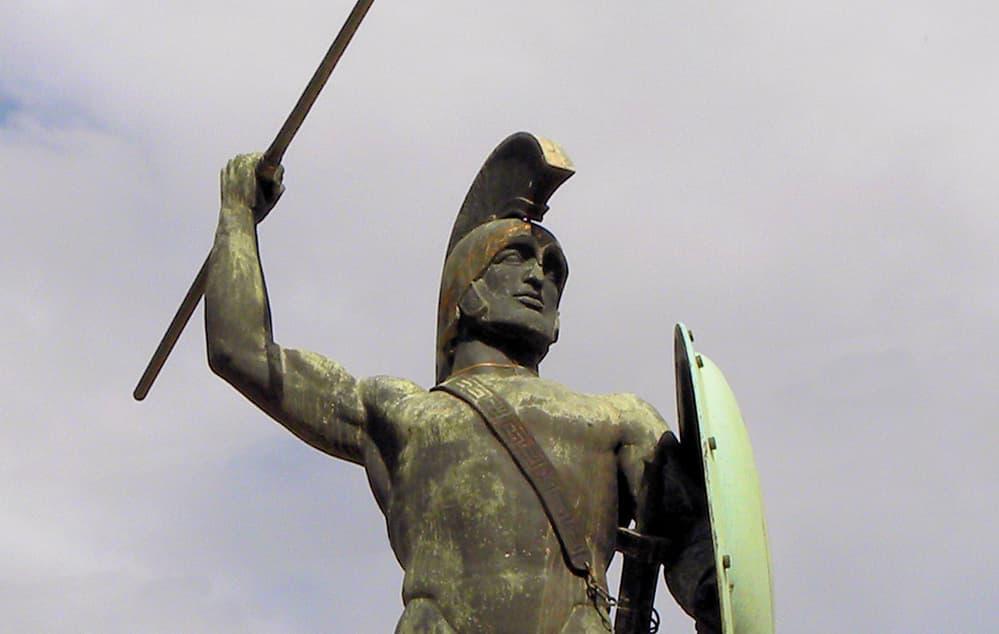 Los espartanos no arrojaban niños
