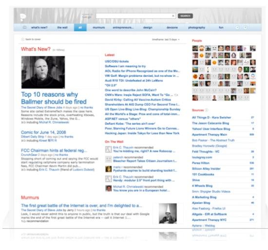 Feedly, un nuevo agregador-página de inicio