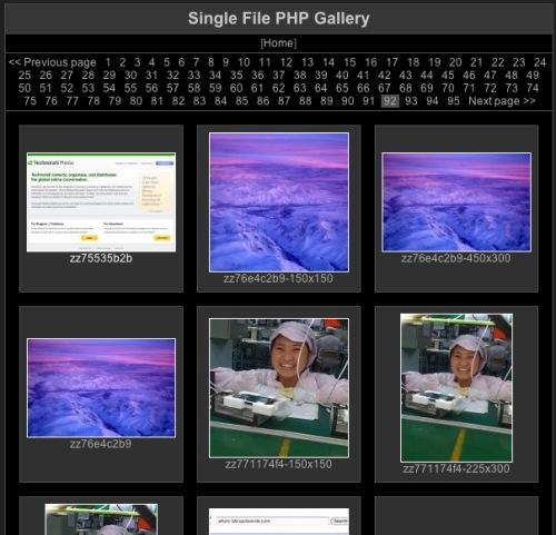 Crear una galería de fotos de manera sencilla