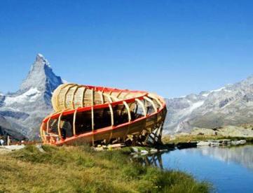Evolver: contemplando el Matterhorn 1