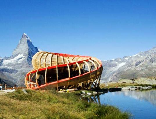 Evolver: contemplando el Matterhorn