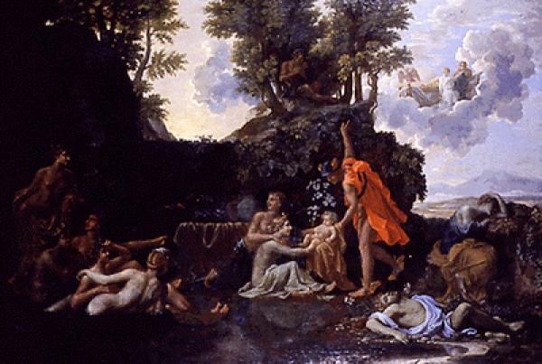 Pistas tecnológicas en los mitos griegos