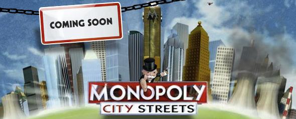 El Monopoly City Streets de Google