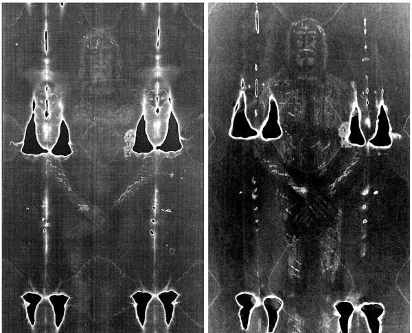Reproducen la Sábana Santa con técnicas medievales