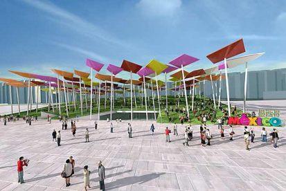 Los mejores pabellones de la Expo de Shangai (I) 1