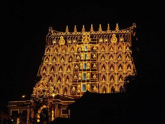 El tesoro de Padmanabhaswamy