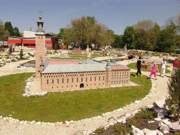 Miniuni, el parque de miniaturas de Ostrava