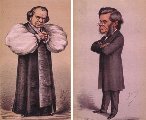 El famoso debate de Oxford sobre la evolución, en 1860