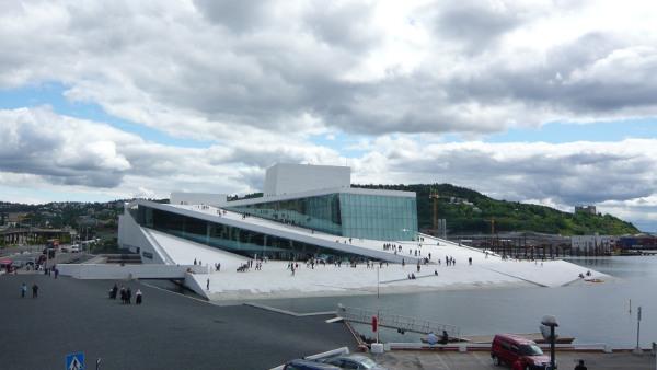 La nueva Ópera de Oslo