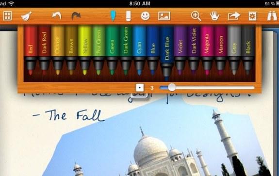 4 aplicaciones para tomar notas manuscritas en el iPad
