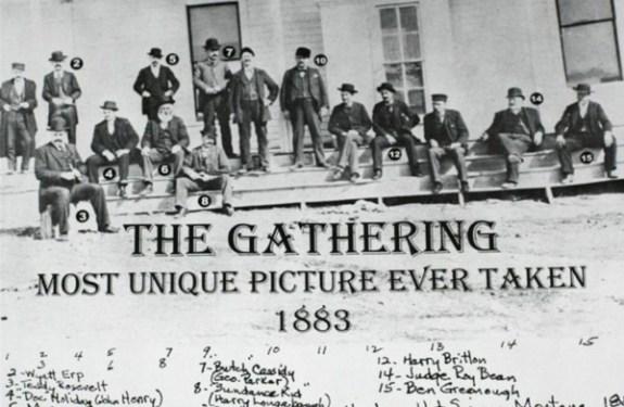 La misteriosa foto de Hunter's Hot Springs de 1883
