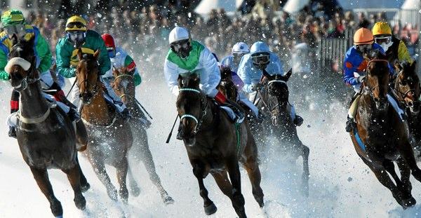 El White Turf de St. Moritz, la carrera de caballos más espectacular del mundo