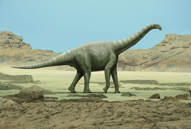 El primer dinosaurio encontrado en España es más joven de lo que se pensaba